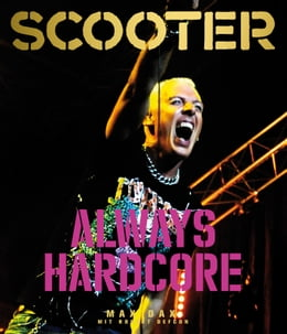 Book Scooter: Always Hardcore by Max Dax
