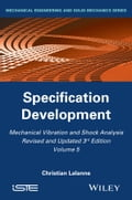 Mechanical Vibration and Shock Analysis, Specification Development de318d18-71de-400a-87d4-b6e7b5166869