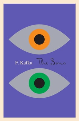 Book The Sons by Franz Kafka
