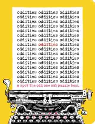 Oddities: A Spot the Odd One Out Puzzle Book