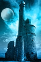 The Land of the Blue Tower: Book One by Mary Lynch