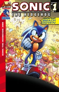 Sonic the Hedgehog #268