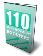 110 Self-Improvement Boosters by Anonymous