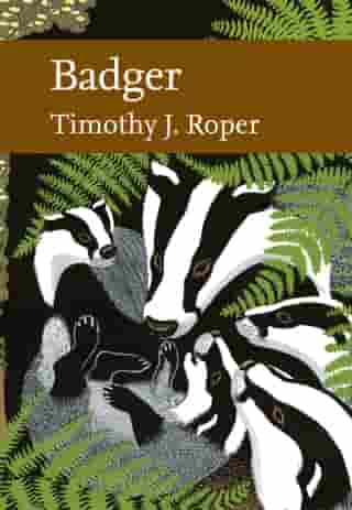 Badger (Collins New Naturalist Library, Book 114) by Timothy J. Roper