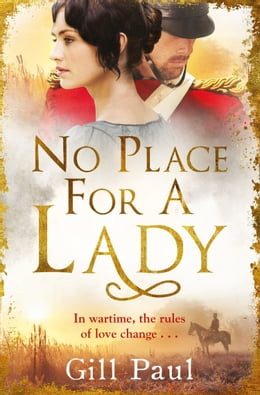 Book No Place For A Lady by Gill Paul