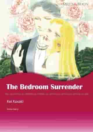 THE BEDROOM SURRENDER (Mills & Boon Comics): Mills & Boon Comics by Emma Darcy