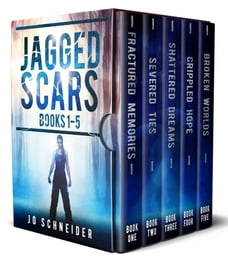 Jagged Scars Books 1-5