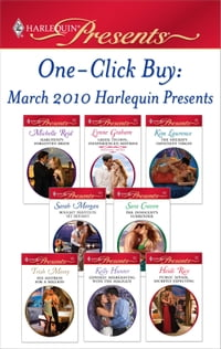One-Click Buy: March 2010 Harlequin Presents: Marchese's Forgotten Bride\Greek Tycoon…
