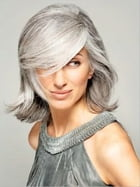 How To Get Rid of Gray Hair by Geraldine Silverman