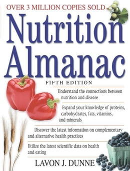 Book Nutrition Almanac, Fifth Edition by Dunne, Lavon