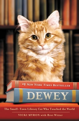 Book Dewey the Library Cat: A True Story by Vicki Myron