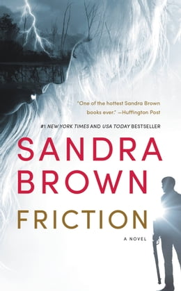Book Friction by Sandra Brown
