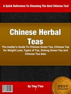 Chinese Herbal Teas by Ting T'ien