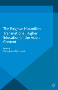 Transnational Higher Education in the Asian Context