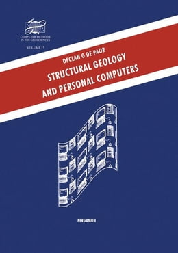 Book Structural Geology and Personal Computers by Paor, D. G. De