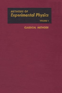 Book Classical Methods by Estermann, Immanuel