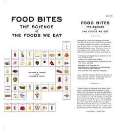 Book Food Bites: The Science of the Foods We Eat by Richard W Hartel