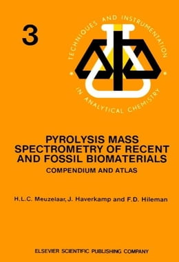 Book Pyrolysis Mass Spectrometry of Recent and Fossil Biomaterials by Meuzelaar, H.L.C.