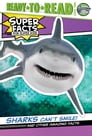 Sharks Can't Smile! Cover Image