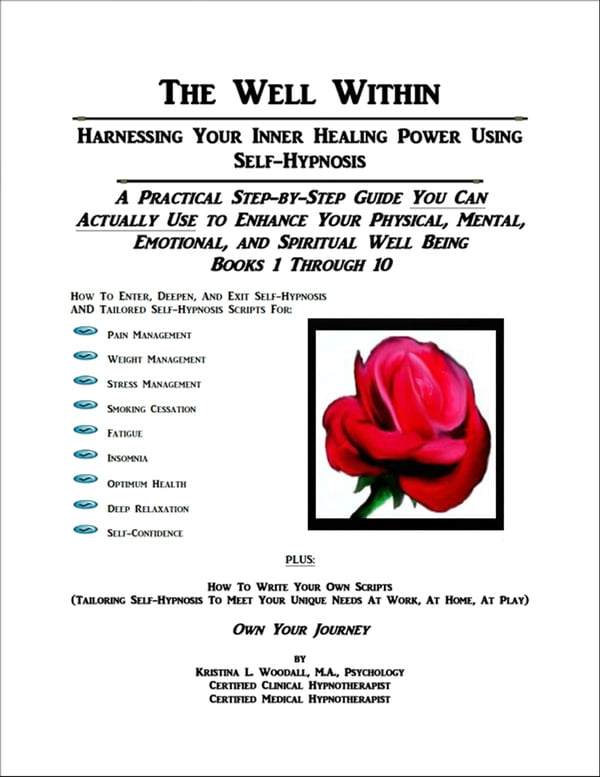The Well Within: Harnessing Your Inner Healing Power Using