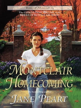 Book A Montclair Homecoming by Jane Peart
