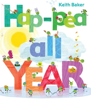 Hap-Pea All Year With Audio Recording