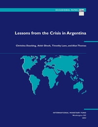 Lessons from the Crisis in Argentina