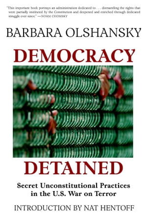 Democracy Detained Secret Unconstitutional Practices in the U.S. War on Terror
