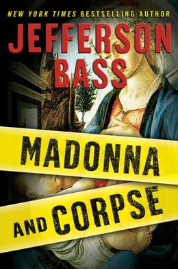 Book Madonna and Corpse by Jefferson Bass