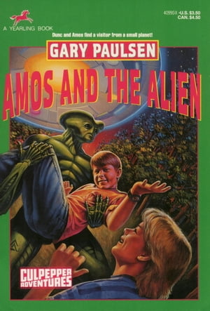 AMOS AND THE ALIEN