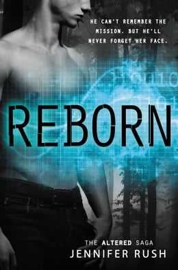 Book Reborn by Jennifer Rush