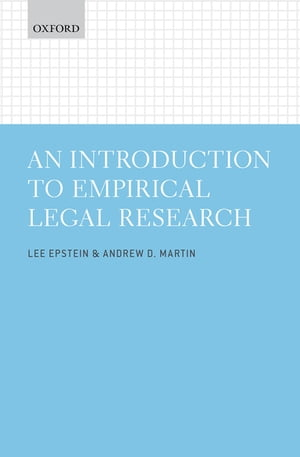 An Introduction to Empirical Legal Research