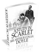 A Study in Scarlet [illustrated] by Arthur Doyle