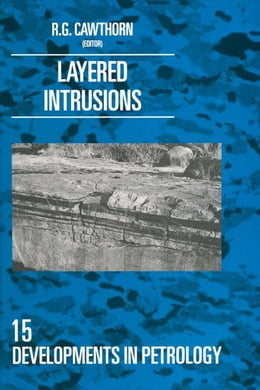 Book Layered Intrusions by Cawthorn, R.G.