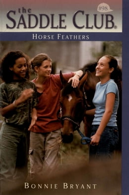 Book Horse Feathers by Bonnie Bryant