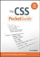 The CSS Pocket Guide by Peachpit Press