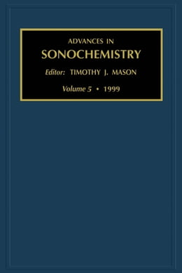 Book Advances in Sonochemistry by Mason, T. J.