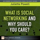 What Is Social Networking and Why Should You Care? by Juliette Powell