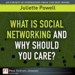 Book What Is Social Networking and Why Should You Care? by Juliette Powell