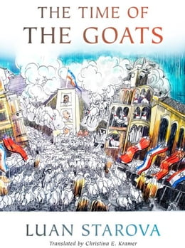 Book The Time of the Goats by Starova, Luan