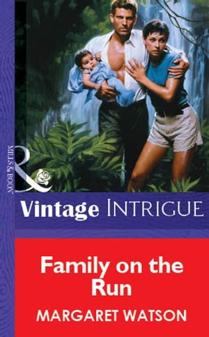 Family on the Run (Mills & Boon Vintage Intrigue)