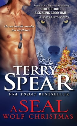 Book A SEAL Wolf Christmas by Terry Spear