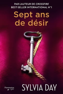 Book Sept ans de désir by Sylvia Day