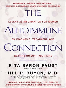 Book The Autoimmune Connection by Baron-Faust, Rita