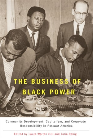 The Business of Black Power Community Development,  Capitalism,  and Corporate Responsibility in Postwar America