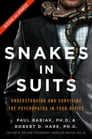 Snakes in Suits Cover Image