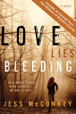 Book Love Lies Bleeding: A Novel by Jess Mcconkey