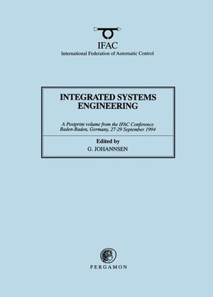 Integrated Systems Engineering