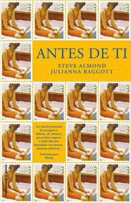 Book Antes de ti by Steve Almond