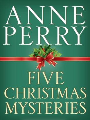 Five Christmas Mysteries: A Christmas Journey, A Christmas Visitor, A Christmas Guest, A Christmas Secret, A Christmas Beginni